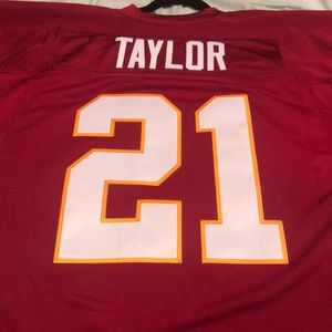 huge selection of e95ab 9ece2 Mitchell & Ness AUTHENTIC Sean Taylor Jersey